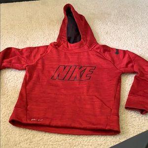 Nike Dri Fit 4T hoodie